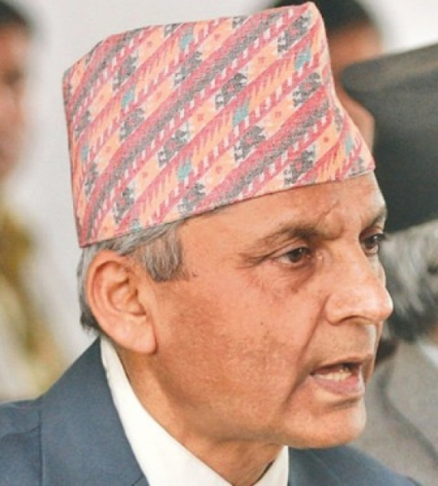 SC formed a nine member special bench to address the petition filed against Chief Justice Khil Raj Regmi